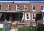 Foreclosed Home en ELMORA AVE, Baltimore, MD - 21213