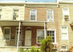 Foreclosed Home en MATHEWS ST, Baltimore, MD - 21218