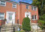 Foreclosed Home en N FOREST PARK AVE, Gwynn Oak, MD - 21207