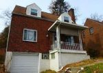 Foreclosed Home en EVALINE ST, Pittsburgh, PA - 15235