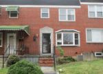 Foreclosed Home en CEDONIA AVE, Baltimore, MD - 21206