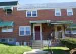 Foreclosed Home en SINCLAIR LN, Baltimore, MD - 21206