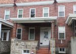 Foreclosed Home en MAYFIELD AVE, Baltimore, MD - 21213