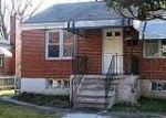 Foreclosed Home en DAYWALT AVE, Baltimore, MD - 21206