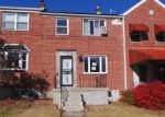 Foreclosed Home en CHANNING RD, Baltimore, MD - 21229