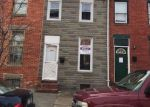 Foreclosed Home en W LOMBARD ST, Baltimore, MD - 21223