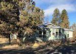 Foreclosed Home en BRADLEY RD, Sisters, OR - 97759