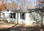 Foreclosed Home en COOTER CREEK RD, Elberton, GA - 30635
