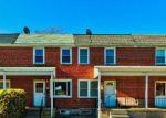 Foreclosed Home en UMBRA ST, Baltimore, MD - 21224