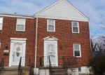 Foreclosed Home en PARKLAWN AVE, Baltimore, MD - 21213