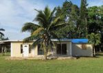 Foreclosed Home in SW 189TH AVE, Homestead, FL - 33030