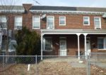 Foreclosed Home en JUNEWAY, Baltimore, MD - 21213