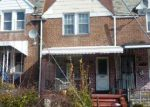 Foreclosed Home en W CATON AVE, Baltimore, MD - 21229