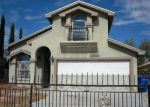 Foreclosed Home in WATERSIDE DR, El Paso, TX - 79936
