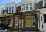 Foreclosed Home in E SCHILLER ST, Philadelphia, PA - 19134