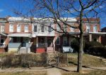 Foreclosed Home en W GARRISON AVE, Baltimore, MD - 21215