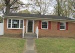 Foreclosed Home in WOODWORTH RD, Richmond, VA - 23237