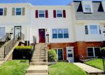 Foreclosed Home en E BANCROFT LN, Crofton, MD - 21114