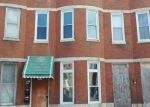 Foreclosed Home in N CALHOUN ST, Baltimore, MD - 21223