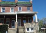 Foreclosed Home en OLD YORK RD, Baltimore, MD - 21218