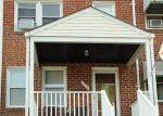 Foreclosed Home en ELM RD, Halethorpe, MD - 21227