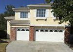 Foreclosed Home en BLUESTONE PL, Valencia, CA - 91354