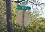 Foreclosed Home in KENDALL LN, Waco, TX - 76705