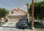 Foreclosed Home en DURANGO DR, Indio, CA - 92201