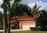 Foreclosed Home in SW 167TH AVE, Homestead, FL - 33030