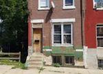 Foreclosed Home en N STANLEY ST, Philadelphia, PA - 19132
