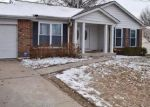 Foreclosed Home in CALWOOD DR, Saint Peters, MO - 63376
