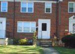 Foreclosed Home en HARWALL RD, Gwynn Oak, MD - 21207