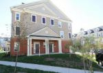 Foreclosed Home in SUNSET RIDGE SQ, Ashburn, VA - 20148