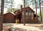 Foreclosed Home en GREENS PEAK DR, Pinetop, AZ - 85935