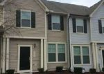 Foreclosed Home in WARM SPRINGS LN, Raleigh, NC - 27610