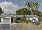 Foreclosed Home in NW 6TH CT, Fort Lauderdale, FL - 33311