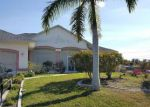 Foreclosed Home in SE 14TH ST, Cape Coral, FL - 33990