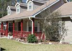 Foreclosed Home en SUSQUEHANNA TRL, Crawfordville, FL - 32327