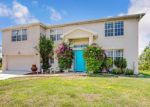 Foreclosed Home en JOURFERIE RD, Lehigh Acres, FL - 33974