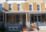 Foreclosed Home en PELHAM AVE, Baltimore, MD - 21213