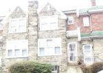 Foreclosed Home in N FRANKLIN ST, Philadelphia, PA - 19120