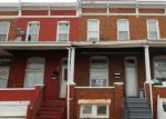 Foreclosed Home en E 28TH ST, Baltimore, MD - 21218