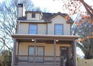 Casa en ejecución hipotecaria in Fulton Condado, GA ID: F1186987