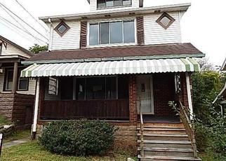 Casa en ejecución hipotecaria in Allegheny Condado, PA ID: F1362495