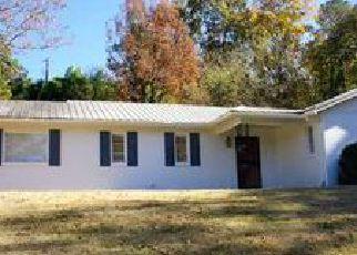 Foreclosure Home in Anniston, AL, 36207,  CYNTHIA CRES ID: F1859487