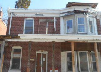 Casa en ejecución hipotecaria in Wilmington, DE, 19805,  FULTON ST ID: F1899890