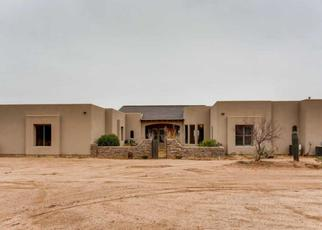 Foreclosure Home in Scottsdale, AZ, 85262,  E CHAPAROSA WAY ID: F2556403