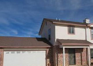 Casa en ejecución hipotecaria in Edgewood, NM, 87015,  APPALOOSA ID: F3163778