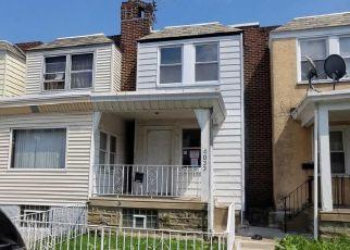 Casa en ejecución hipotecaria in Philadelphia, PA, 19124,  GLENDALE ST ID: F3412990