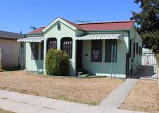 Casa en ejecución hipotecaria in Los Angeles, CA, 90047,  W 65TH ST ID: F3563169
